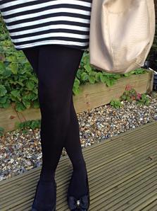 Monocrome skirt 4