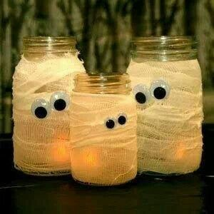 Mummy Lanterns