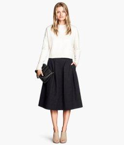 Crinkles Skirt