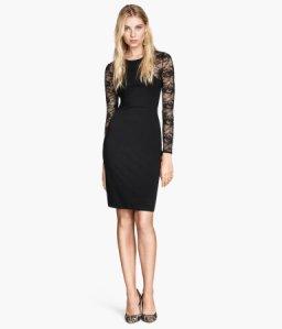 Lace dress £12.99
