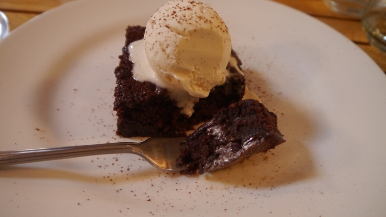 brownie spoon